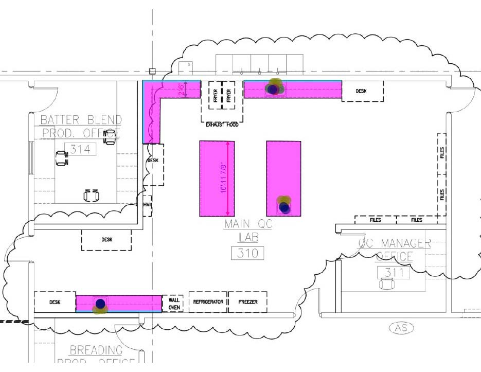 PlanSwift - QC Layout 2-26-14 Room 310